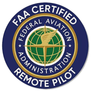 Federal Aviation Administration badge
