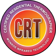 Certified Residential Thermographer badge
