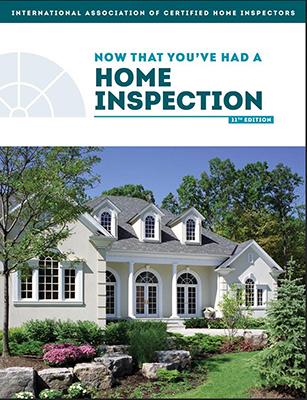 InterNACHI Free Home Maintenance Book