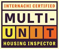 InterNACHI Certified Multi-Unit Housing Inspector badge