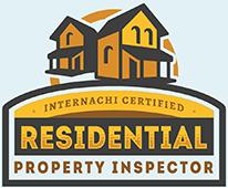 InterNACHI Certified Residential Property Inspector Badge