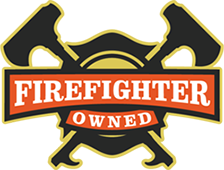 InterNACHI Certified Firefighter Owned badge