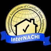interNACHI certified inspector badge