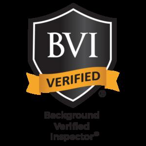 Background Verified Inspector logo