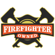 Firefighter Owned Badge