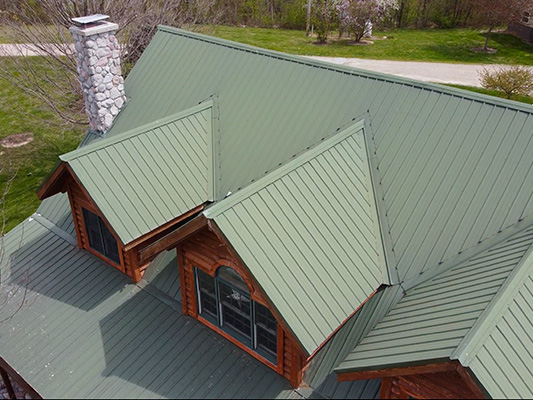 Slick unsafe roofs