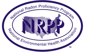 Part of the National Radon Proficiency Program of the National Environmental Health Association.