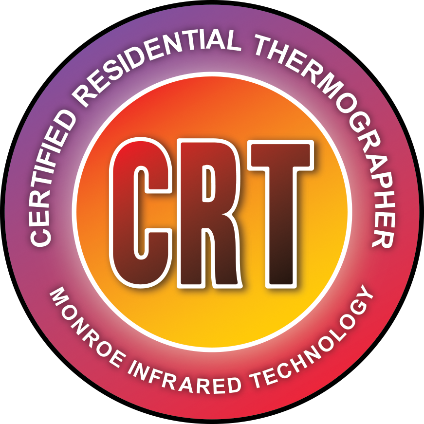 Certified Residential Thermographer with Modern Infrared Technology